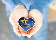Ein Herz für Menschen in Not ist auch dieses Jahr das Motto und die Motivation der LZ-Weihnachtsaktion. (Bild: Getty/Montage: Sven Gallinelli)