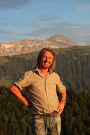 """Gerold Huber, Projektinitiant von """"Rosis Wirbelwind"""" Bild: PD"""