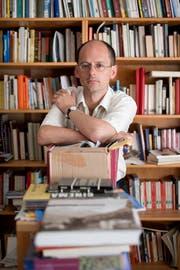 Vincenzo Todisco,(Bild: Alessandro Della Bella/Key)