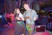 Das Oktoberfest im «Freihof» findet seit 2011 jedes Jahr statt. (Bild: PD)