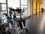 Santésuisse propagiert Massnahmen gegen das Prämienwachstum. (Bild: KEYSTONE/MELANIE DUCHENE)