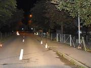 Der Unfall ereignete sich in der Nähe des Schulhauses von Islikon. (Bild: KAPO TG)