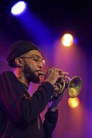 Jawwaad Taylor. (Bild: Jazz Festival Willisau, 31. August 2018)
