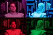 """Die Netflix-Serie """"Maniac"""", ein Wurf des künftigen Bond-Regisseurs Fukunaga"""