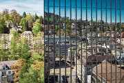 Nur vier von zehn städtischen Abteilungsleitern wohnen in St.Gallen. (Bild: Benjamin Manser (20. April 2018))
