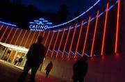 Auf dem Podest in der Kategorie kleine Unternehmen: Casino Bad Ragaz. (Bild: Hannes Thalmann)