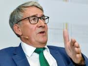 «Wir wollen den Schaden wieder gut machen»: Urs Schwaller, Verwaltungsratspräsident der Post. (Bild: Walter Bieri/Keystone)