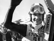 Tödlich verunglückt: In den 1960er- und 1970er-Jahren gewann der österreichische Skirennfahrer Reinhard Tritscher vier Weltcuprennen (Bild: Keystone/STR)