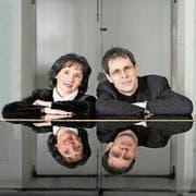 Brachen mit Debussys «La Mer» zu neuen Ufern auf: Das Luzerner Klavierduo Adrienne Soós und Ivo Haag.