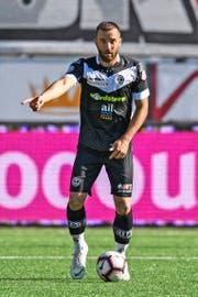 Nach Jahren im Ausland spielt Mijat Maric nun wieder für Lugano. (Bild:Urs Lindt/freshfocus)