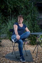 «Ich hadere nie mit dem Schicksal»: Loredana Gsponer-Bertolotti aus Hochdorf ist eine von rund 10000 vollständig gehörlosen Menschen in der Schweiz, weitere 600000 sind leicht bis hochgradig schwerhörig.Bild: Pius Amrein (Hochdorf, 14. Sept. 2018)