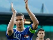 Kein erfolgreiches Debüt: Liechtensteins Rekord-Nationalspieler Mario Frick verlor sein erstes Spiel als Trainer von Vaduz. (Bild: KEYSTONE/PETER KLAUNZER)
