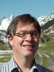 Felix Ziegler kandidiert als Gemeindepräsident von Wassen. (Bild: PD)