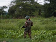 Die USA machen in einem neuen Bericht das Militär Myanmars für gezielte Gewalt gegen die Rohingya-Minderheit verantwortlich. (Bild: KEYSTONE/EPA AFP POOL/YE AUNG THU / POOL)