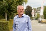 Markus Baiker möchte Kreuzlinger Schulpräsident werden. (Bild: Donato Caspari)
