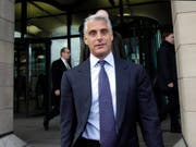 UBS-Investmentbankchef Andrea Orcel wird Konzerleiter der spanischen Grossbank Santander. (Bild: KEYSTONE/AP/Sang Tan)