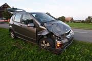 Ein weiteres Unfallauto. (Bild Luzerner Polizei)