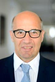 Der neue Kantonstierarzt Martin Brügger.