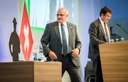 SVP-Thurgau-Präsident Ruedi Zbinden. (Bild: Reto Martin)