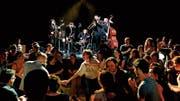So könnte es am Sonntag in der Konvikthalle aussehen: ein Bild von einer Tanzparty mit The Swing Shouters. (Bild: PD/ECCE LUX)