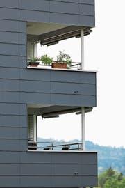 Der Markt für Eigentumswohnungen zeigt sich derzeit robuster als jener für Mietwohnungen. (Bild: Peter Käser (St.Gallen, 1. Oktober 2015))
