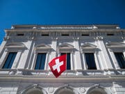 Ein Berufsmilitär der Schweizer Armee steht wegen des Vorwurfs der versuchten Widerhandlung gegen das Kriegsmaterialgesetz vor dem Bundesstrafgericht. (Bild: KEYSTONE/TI-PRESS/ALESSANDRO CRINARI)