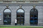 Das Bundesgericht wies eine Beschwerde eines Luzerners ab, der sich gegen das Streichen von IV-Geldern gewehrt hat. (Bild: Dominik Wunderli, Luzern, 6.November 2014)