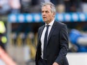 Bringt Basels Trainer Marcel Koller seine Mannschaft wieder auf Vordermann? (Bild: KEYSTONE/ALESSANDRO DELLA VALLE)