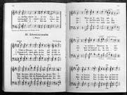 Der Schweizerpsalm von Alberik Zwyssig und Leonhard Widmer aus dem Jahr 1841 soll im Gesetz verankert werden, findet der Ständerat. (Bild: KEYSTONE/STR)