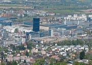 Die Finanzen des Kantons Zug – hier der Blick auf die Stadt Zug – sollen 2020 im Lot sein. (Bild: Stefan Kaiser (24. April 2015))