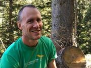 Victor Styger, Geschäftsführer St.Galler Wanderewege. (Bild: Christiana Sutter)