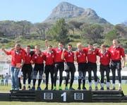 Als Titelverteidiger holte die Jugend U19 für die Schweiz den Weltmeistertitel 2018. (Bild: PD)