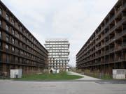 Der Leerwohnungsbestand in der Schweiz hat mit über 72'000 Einheiten einen Höchststand erreicht. (Bild: KEYSTONE/GAETAN BALLY)
