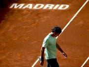 Austragungsort Madrid: Das Davis-Cup-Finalturnier 2019 findet in der Caja Magica statt - ob Roger Federer dabei sein wird, ist noch nicht klar (Bild: KEYSTONE/EPA/JUANJO MARTIN)