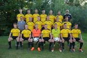 Der FC Kirchberg kommt in dieser Saison nicht so richtig in Fahrt. (Bild: Beat Lanzendorfer)