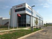 Das neue Health-Care-Werk in Middletown im US-Bundesstaat Delaware startet im zweiten Halbjahr 2018 seinen Betrieb. (Bild: PD)