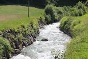 Die Wasserkraftnutzung am Alpbach ist einen Schritt weiter. Der Korporationsrat Uri sprach sich gestern für eine Beteiligung von 8 Prozent aus. (Bild: Paul Gwerder, Erstfeld, 26. März 2018)