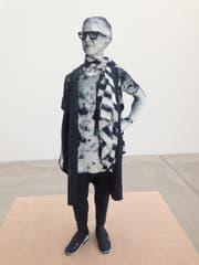 Die Künstlerin als 3D-Figur (Bild: Christina Genova)