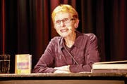 Elsbeth Maag ist eine hervorragende Lyrikerin und Erzählerin. (Bild: Heidy Beyeler)