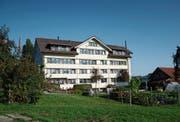 Das Altersheim Büel in Stein ist zu klein, um rentabel betrieben werden zu können. (Bild: KER)