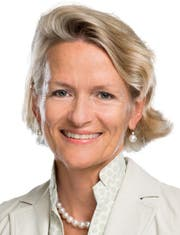 CVP-Nationalrätin Andrea Gmür-Schönenberger. (Bild: PD)