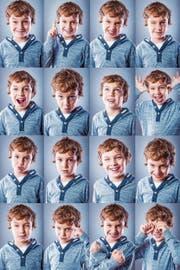 Fotografien für die ID oder den Pass: Augen auf, geradeaus schauen und keine Zähne zeigen. (Bild: Getty)