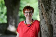 SP-Stadtratskandidatin Barbara Dätwyler. (Bild: Donato Caspari)
