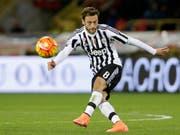 Claudio Marchisio trug praktisch sein ganzes Fussballer-Leben das Juve-Trikot (Bild: KEYSTONE/AP/ANTONIO CALANNI)