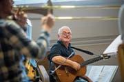 Martin von Aesch will mit seinen «Kinderliedern für Erwachsene» ein neues Genre erfinden. (Bild: PD)
