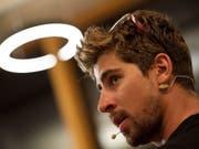 Ein Heiliger ist er nicht, aber ein vierter WM-Titel in Serie wäre für Peter Sagan auf der schwierigen Strecke nach Innsbruck doch ein kleines Wunder (Bild: KEYSTONE/EPA/CHRISTIAN BRUNA)