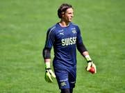Goalie Yann Sommer - ein Leader im Schweizer Nationalteam (Bild: KEYSTONE/WALTER BIERI)
