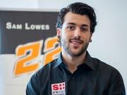 Jesko Raffin kehrt temporär in die Moto2 zurück und hofft auf weitere Gelegenheiten (Bild: KEYSTONE/MARTIAL TREZZINI)