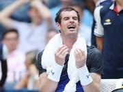 Braucht eine Pause: Andy Murray (Bild: KEYSTONE/EPA/DANIEL MURPHY)