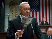 In einem angeblichen Missbrauchsskandal von US-Schauspieler Kevin Spacey werden keine juristischen Schritte eingeleitet. (Bild: KEYSTONE/AP Netflix/DAVID GIESBRECHT)